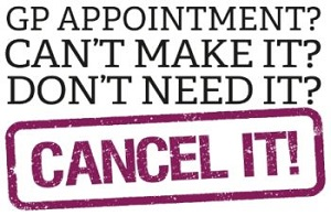 Keep it or Cancel your Appointment